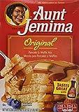 Aunt Jemima Pancake and Waffle Mix 907 g