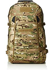 Tasmanian Tiger TT Mission Pack Rucksack, PC Greenzone, 55 x 28 x 20 cm