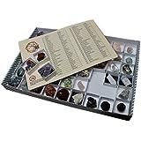 Colección de 54 minerales y rocas