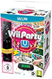 Wii Party U + Remote-Controller (schwarz)