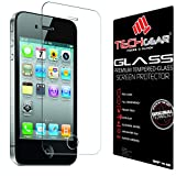 TECHGEAR® Apple iPhone 4 4s GLASS Edition Genuine Tempered for sale  Delivered anywhere in UK