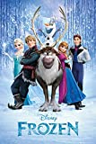 GB Eye ltd Frozen - Poster Reine des neiges- 61 x 91cm - &Quot
