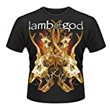 Plastic Head Men's Lamb Of God Tangled Bones Short Sleeve T-Shirt