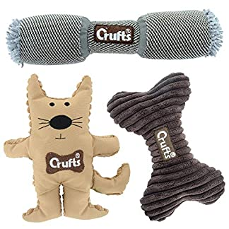asab crufts 3pc puppy dog soft squeaky chew toy bone dumbbell tough fetch tug game ideal xmas gift present ASAB Crufts 3pc Puppy Dog Soft Squeaky Chew Toy Bone Dumbbell Tough Fetch Tug Game Ideal Xmas Gift Present 515elo75UqL