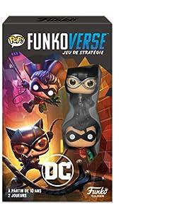 Funko- Stoke Funkoverse Extension (2 Unidades de Character Pack) English Board Game, 43492, Multicolor