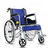 T-Rollstühle Rollstühle, ältere Roller, Trolleys, Dicke Stahlrohre, Ultraleichte Tragbare Reise
