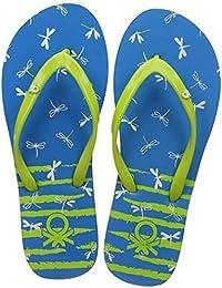 859009aa6 United Colors of Benetton Women s Flip-Flops   Slippers Online  Buy ...