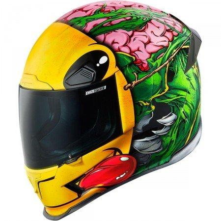 Icon–Integral Helmet Airframe Pro BROZAK 55/56s-0101-9045