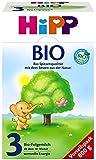 Hipp Bio 3 Folgemilch - ab dem 10. Monat