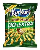 #8: Kurkure  Namkeen - Chilli Chatka - 106.6 g Pack