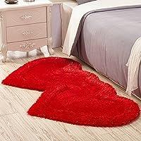 Amazon.it: cuore - Rosso / Tappeti / Tappeti e tappetini: Casa e cucina