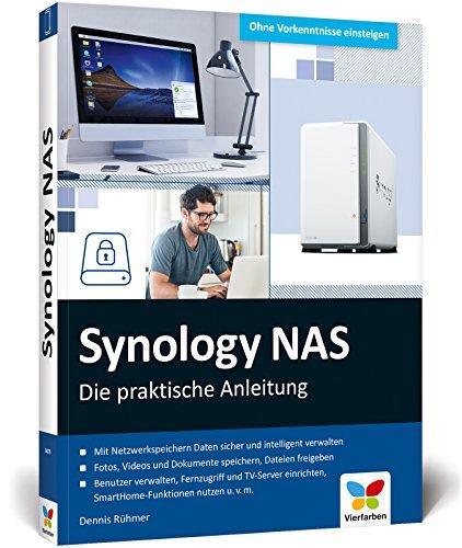 Synology NAS: Die praktische Anleitung für die persönliche Home Cloud Buch-Cover