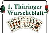 Thüringer Wurschtblatt