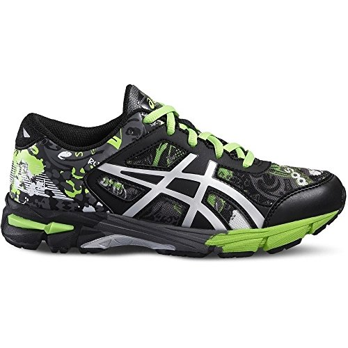 Asics - Gelnoosa Tri 11 GS - C603N9793 - Color: Negro - Size: 39.0