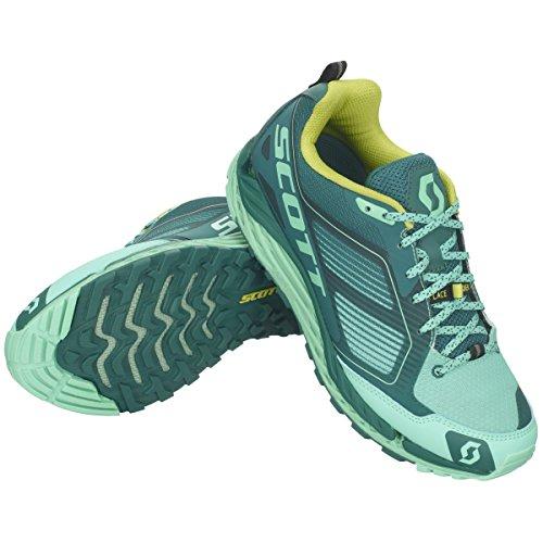 Scott chaussures de course W's T2Kinabalu 3.0Red 5,5 vert