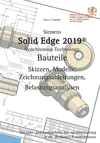 Solid Edge 2019 Bauteile (Solid Edge Software)