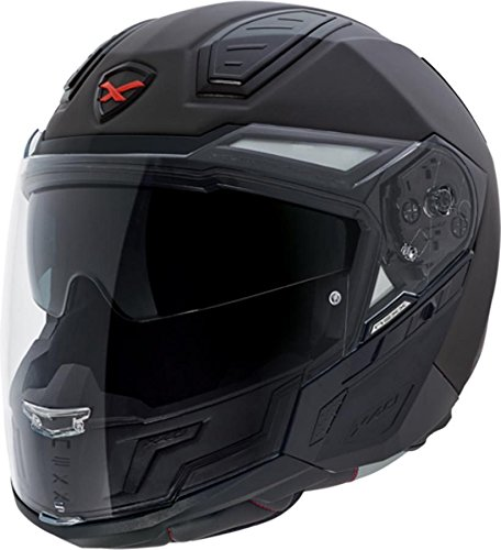 Preisvergleich Produktbild Nexx X40 Plain Maxijet Helm XS (53 / 54) Schwarz Matt