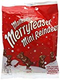 Maltesers Merryteaser Chocolate Mini Reindeer, 59 g - Pack...