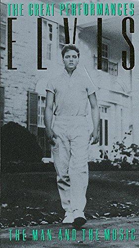 Preisvergleich Produktbild Elvis - The Great Performances Band 2: The Man and the Music [VHS]