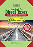 #3: Handbook on Direct Taxes: Compendium for Users (For AY 2018-2019 & 2019-2020)