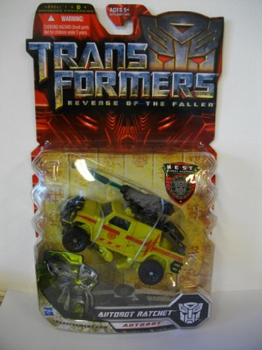 Transformers - REVENGE OF THE FALLEN - 94725 - AUTOBOT RATCHET