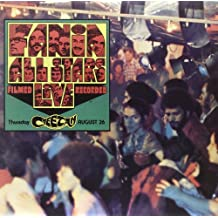 Fania All Stars: Vol. 1-Live at the Cheetah. [VINYL] [Vinyl LP]