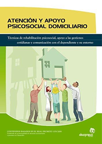 ATENCIÓN Y APOYO PSICOSOCIAL DOMICILIARIO por Judith Andrés Sendra
