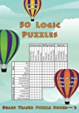50 Logic Puzzles: Full of Fun Logic Grid Puzzles!: Volume 2