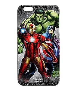 Furious Trio - Pro case for iPhone 6 Plus
