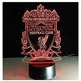 8518ed9d4 Inteligente de Control Táctil cambiar 7 colores: rojo, verde, azul,  amarillo,. Club de Fútbol Liverpool F.C. ...