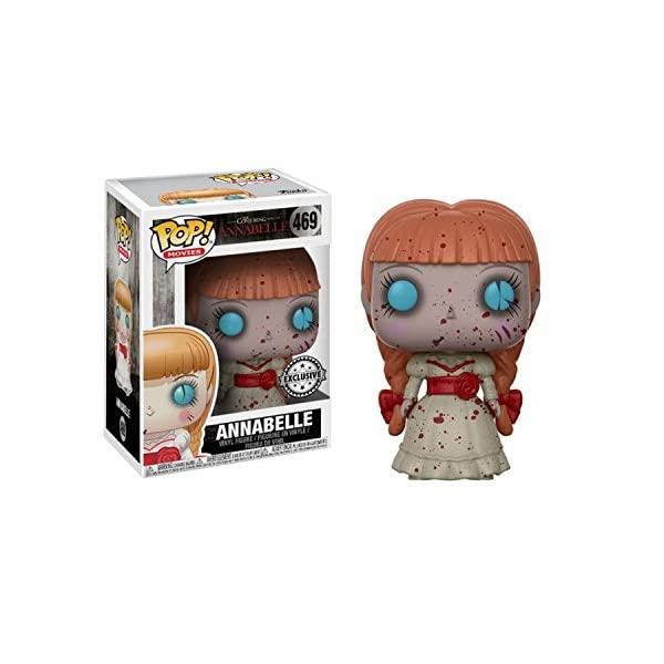 Figura POP Annabelle Bloody Exclusive