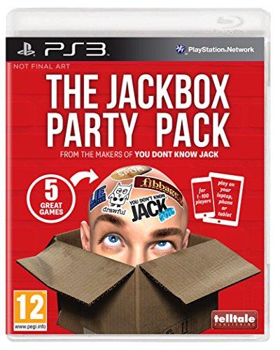 Preisvergleich Produktbild The Jackbox Party Pack (Online-Game)