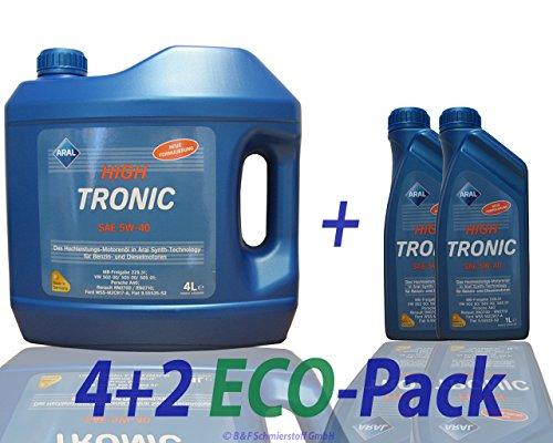 2x-1-l-4-l-6-liter-aral-hightronic-high-tronic-5w-40-motor-ol-motoren-ol