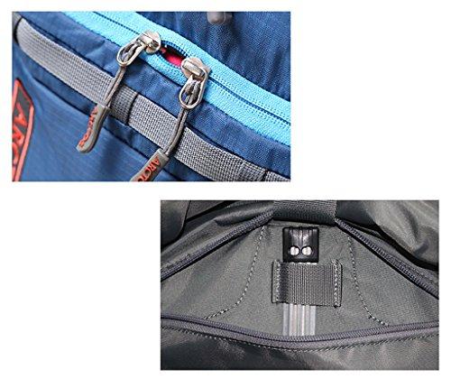 de6ad46d5c ... zaino trekking Outdoor Zaino Sport alpinismo uomini borsa e di spalla  delle donne borsa da viaggio ...