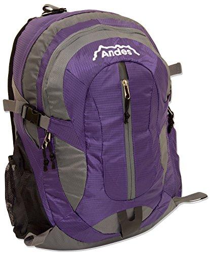 Andes Rucksack, 35 l Violett