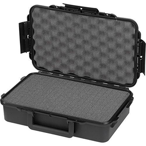 Max max004s.079 scatola ermetica, nero, taglia unica
