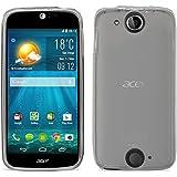 Vcomp® Acer Liquid Jade S S56: carcasa silicona Gel–transparente