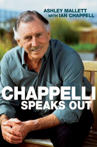 Chappelli Speaks Out (English Edition) por Ashley Mallett