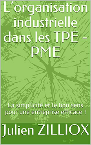 L'organisation industrielle dans les TPE - PME: La simplicité et le bon sens pour une entreprise efficace !