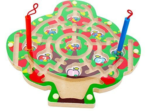toys-of-wood-oxford-wooden-magnetic-labyrinth-fruit-tree