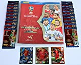 Panini Adrenalyn XL World Cup 2018 Sammelmappe + 20 Booster + limited Edition Ronaldo + 2 x Sonderkarte