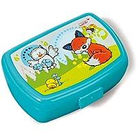 Preisvergleich für Nici 3963817x 12x 6,8cm Forest Friends, Lunchbox mit Eule und Fuchs