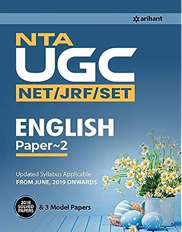 UGC Exam Books : Buy Books for UGC Exam Preparation Online at Best