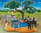 PLAYMOBIL® 4828 - Kaffernbüffel mit Zebra