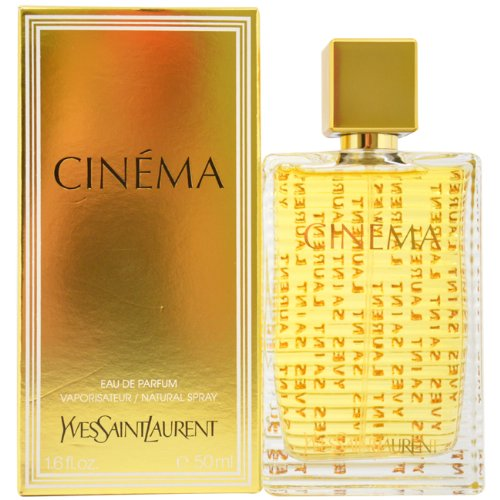 Yves Saint Laurent Cinema Eau De Parfum Spray for Women 1.6 Ounce