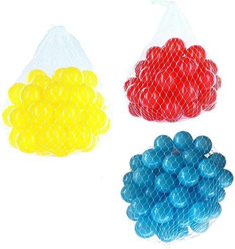 Balles pour balles Mélange Mix avec turquoise, rouge et et et jaune | Produits De Qualité  4fa57e