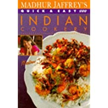 Madhur Jaffrey's Quick & Easy Indian Cookery (BBC Books Quick and Easy Cookery Series) by Madhur Jaffrey (1994-10-01)
