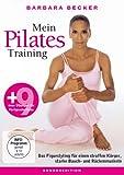 Geschenkidee Fitness - Barbara Becker - Mein Pilates Training (Sonderedition mit 9 zusätzlichen Übungen) [Special Edition]