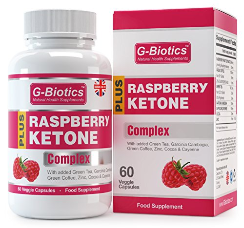 G Biotics Raspberry Ketones Fresh Weight Loss Diet Pills New Max Strength Ketone Plus Formula On Sale Now Highly Rated Weight Loss Supplement