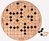 Chinese Checkers with Free Go Bang on Reverse : Jaques of London